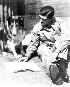 Eric Knight (author of Lassie come home 1940)